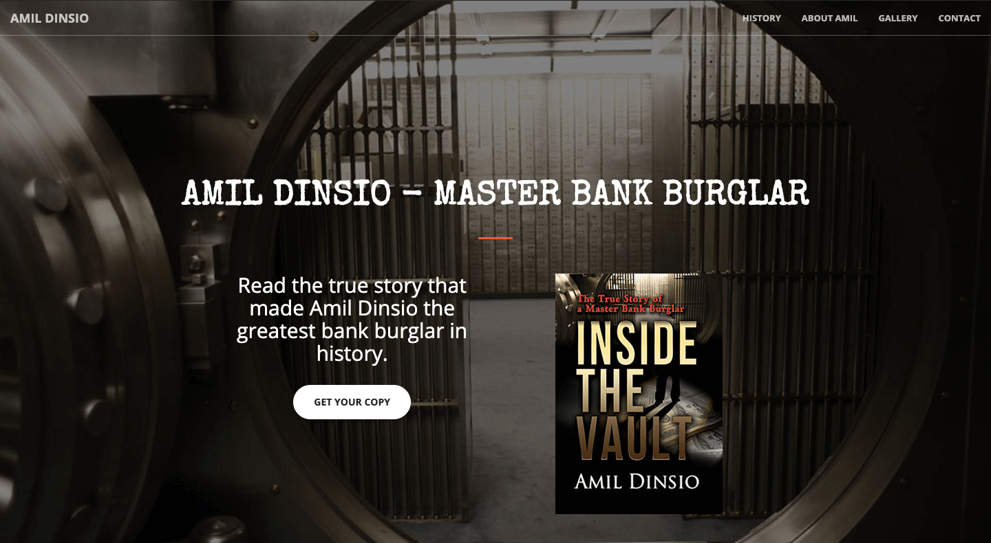 Home Page Image for Amil Dinsio
