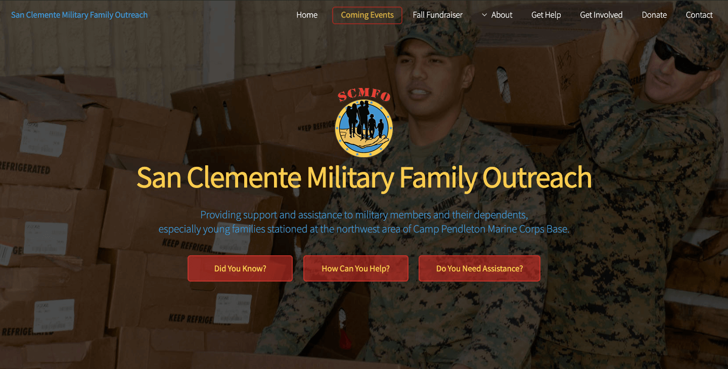 Home Page Image for SCMFO